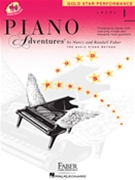 Piano Adventures Gold Star Performance 1