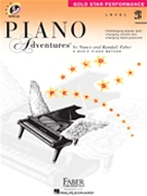 Piano Adventures Gold Star Performance 2B