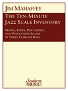 10 Minute Jazz Scale Inventory