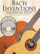 Inventions For Guitar Duet