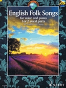 English Folk Songs for Voice and Piano