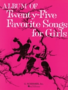 Album Of 25 Favorite Songs For Girls