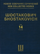 Symphony No. 14 Full Score New Collected Works Vol. 14