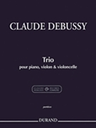 Trio for Piano Violin and Cello