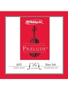 String--string bass Prelude String Set  1/8 Scale  Medium Tension