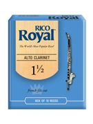 Reed--alto Clar  Rico Royal