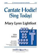 Cantate Hodie