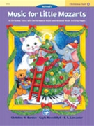 Music For Little Mozarts Christmas Fun 4