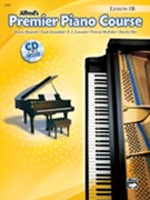 Premier Piano Lesson  1B Bk/CD