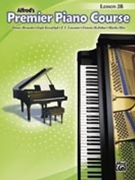 Premier Piano Lesson  2B Bk/CD