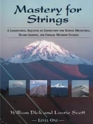 Mastery For Strings Bk1