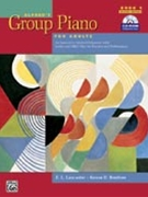 Group Piano For Adults  Book 1  2nd Ed.