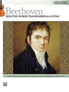 Beethoven: Selected Works Transcribed for Guitar