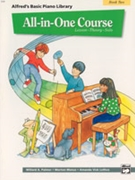 Alfred Basic All In One Course/Kids Book 2