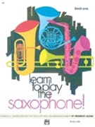 Learn To Play The Baritone Bc  Book 1