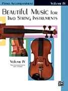 Beautiful Music For 2 String Instruments