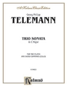 Trio Sonata In C Major