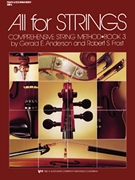 All For Strings Bk 3