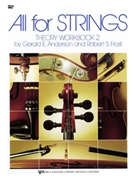 All For Strings Bk 2 Theory Workbk