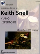 Piano Repertoire  Romantic & 20th Century 5
