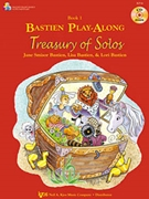 Play-along Treasury Of Solos  Bk 1