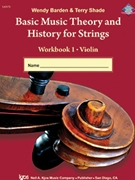 Basic Music Theory and History for Strings - Bk 1