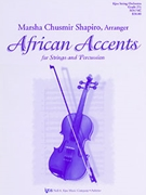 African Accents For Strings & Percussion