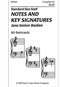 Flash Cards  Notes & Key Signatures