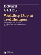 Wedding Day At Troldhaugen